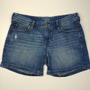 Old Navy denim shorts The Flirt fit